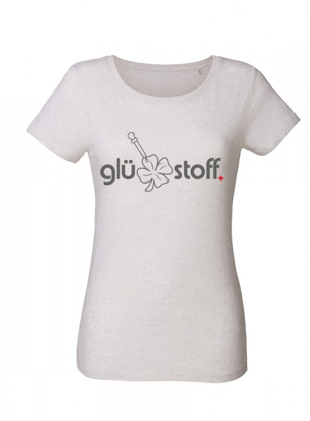 Shirt #happystoff - just white