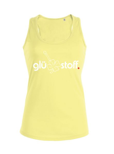 Tank Top - #happystoff - hello sunshine