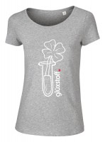 Shirt #happyglass - shades of grey